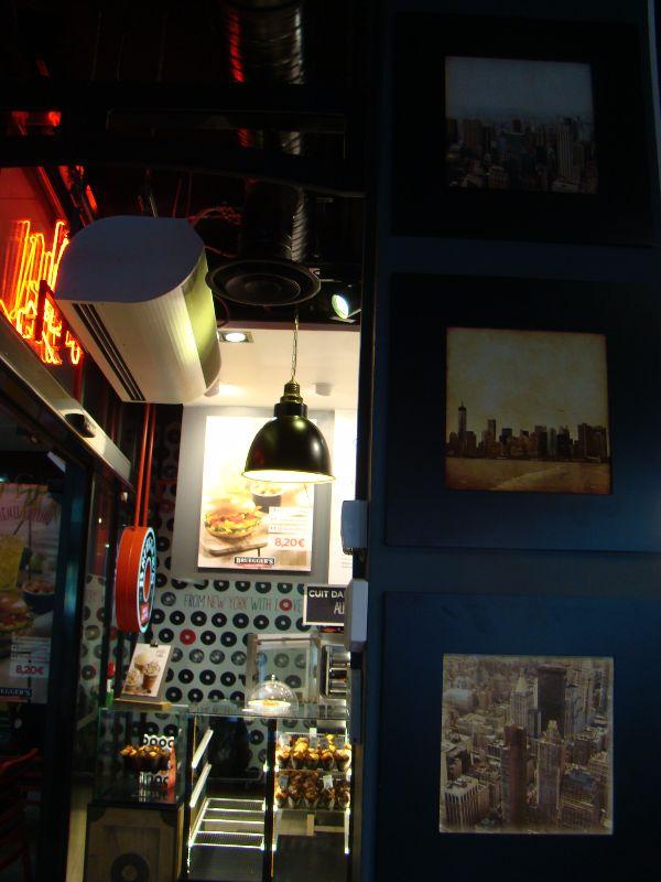 Bruegger's Paris Montparnasse - DR Melle Bon Plan