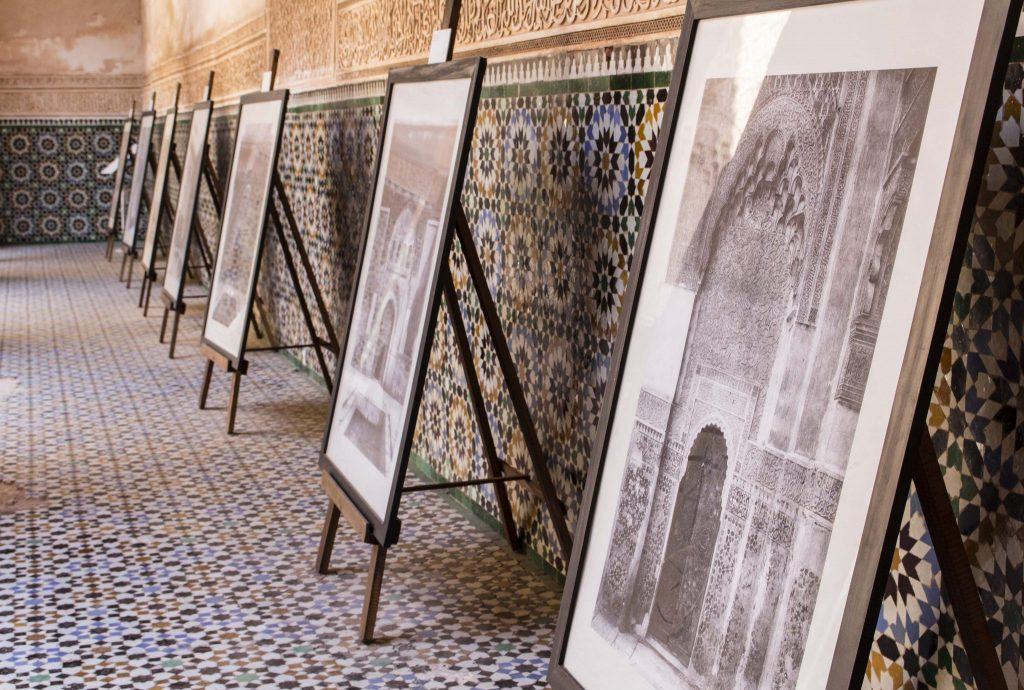 Médersa Ben Youssef Marrakech - DR Nicolas Diolez 2016