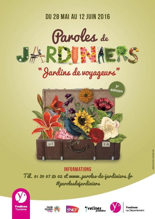Paroles de Jardiniers 2016 Yvelines