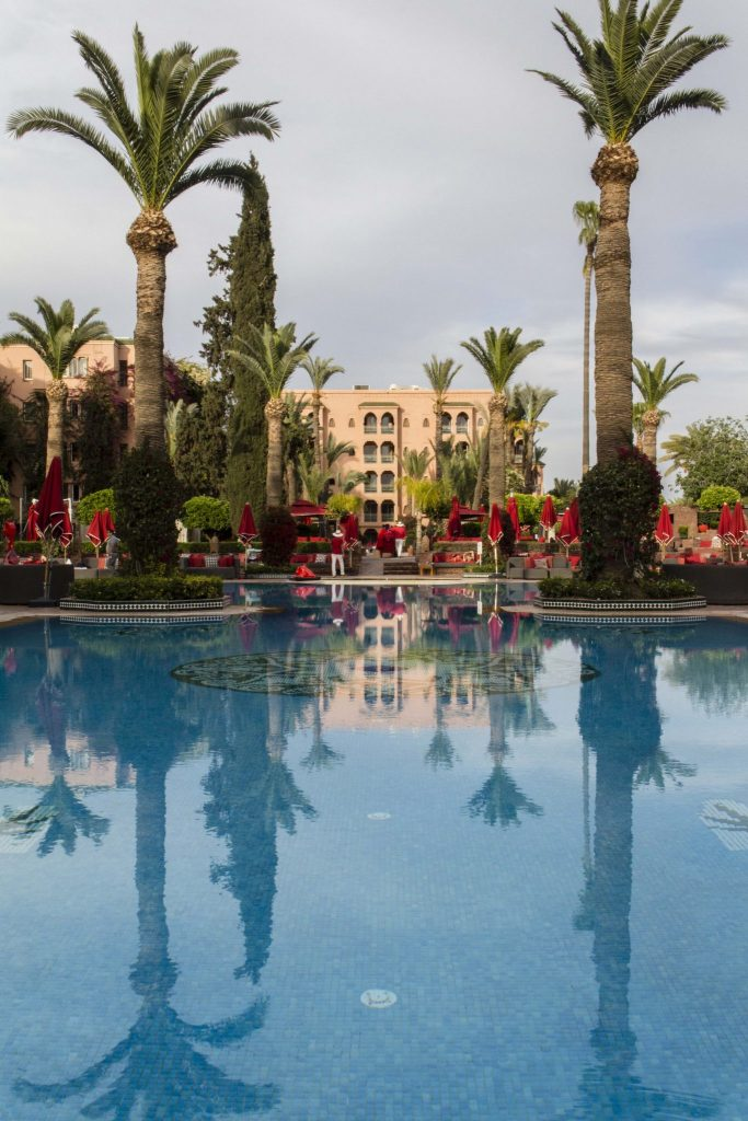 Sofitel Marrakech - DR Nicolas Diolez 2016