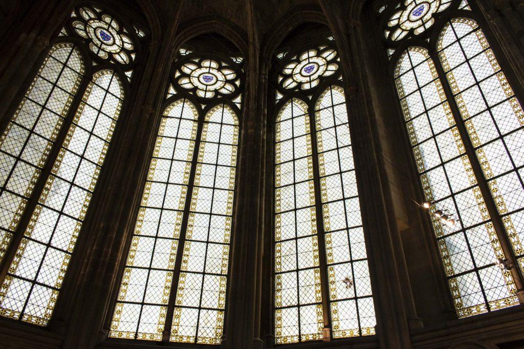 Chapelle Chateau Saint-Germain-en-Laye - DR Nicolas Diolez 2016