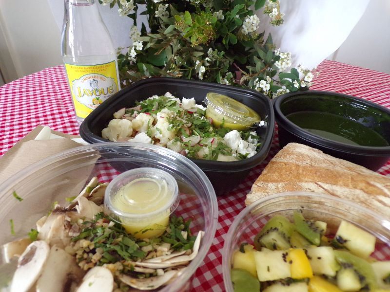Frichti lunch detox - DR Melle Bon Plan 2016