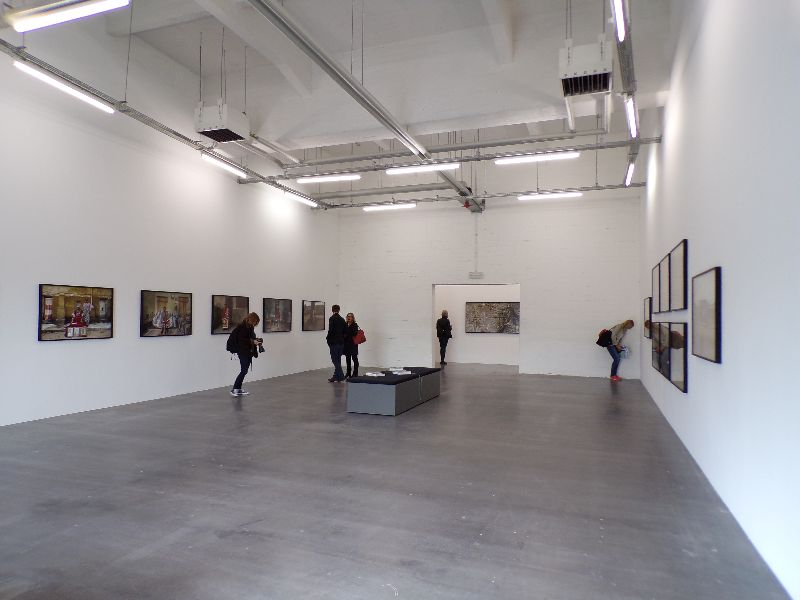 Centre d'art Wiels Bruxelles - DR Melle Bon Plan 2016