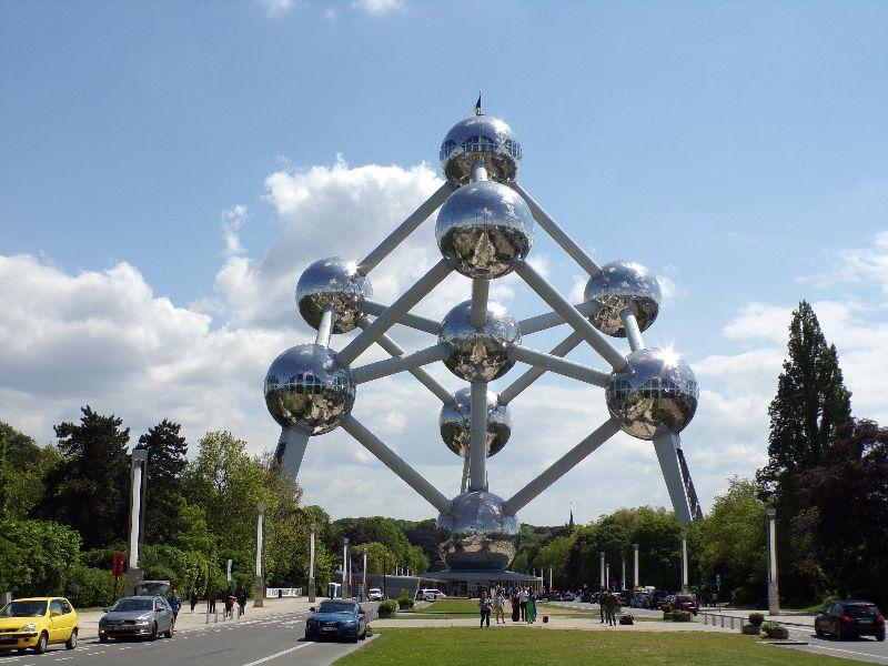 Atomium Bruxelles - DR Melle Bon Plan 2016