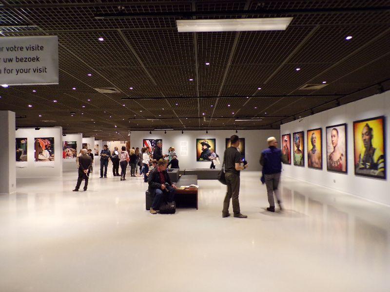 Exposition Andres Serrano Bruxelles - DR Melle Bon Plan 2016