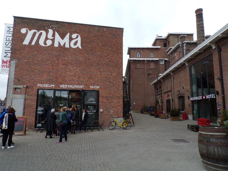 Mima Bruxelles - DR Melle Bon Plan 2016