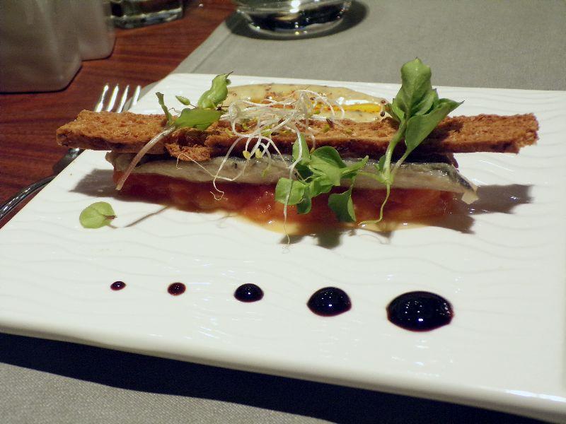 Restaurant 16 Haussmann Marriott Opera Ambassador - DR Melle Bon Plan