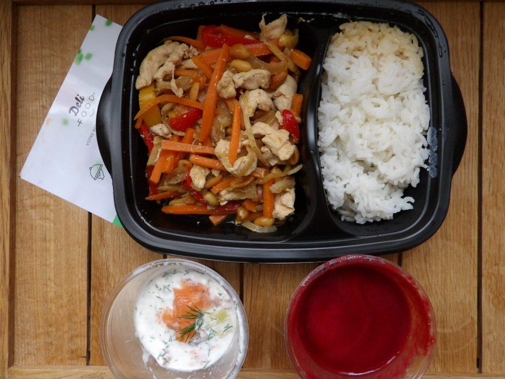 Menu du jour Deli Food - DR Melle Bon Plan 2016