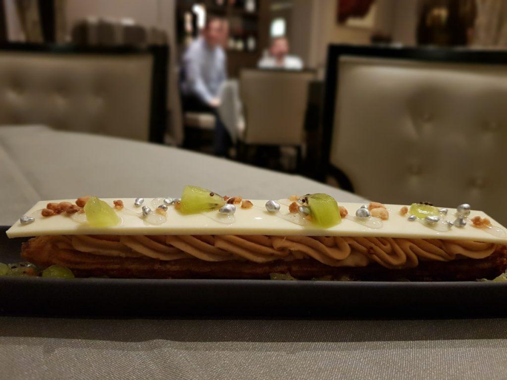 éclair Restaurant 16 Haussmann Marriott Opera Ambassador