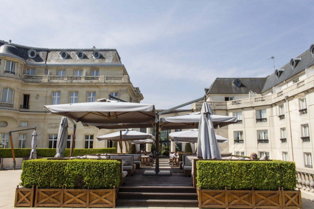 Château Hôtel Mont Royal Chantilly - DR Nicolas Diolez 2016