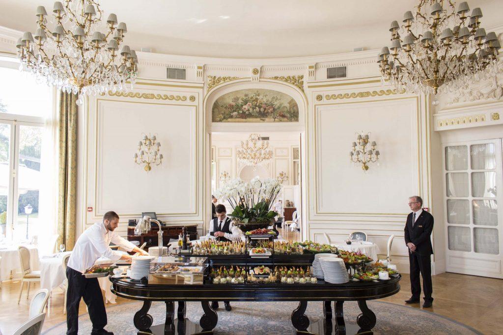 Brunch Château Hôtel Mont Royal Chantilly - DR Nicolas Diolez 2016