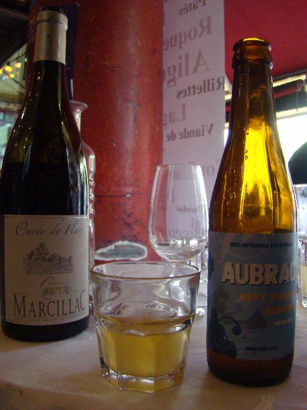 Mon Aveyron restaurant En Attendant l'Or - DR Melle Bon Plan