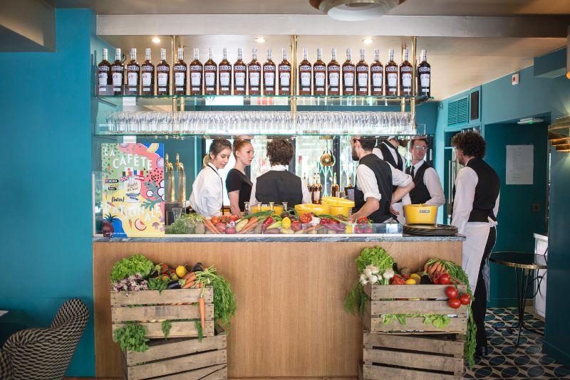 La Cafète Nationale fooding 2016