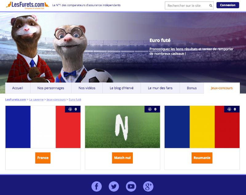 LesFurets.com Euro futé