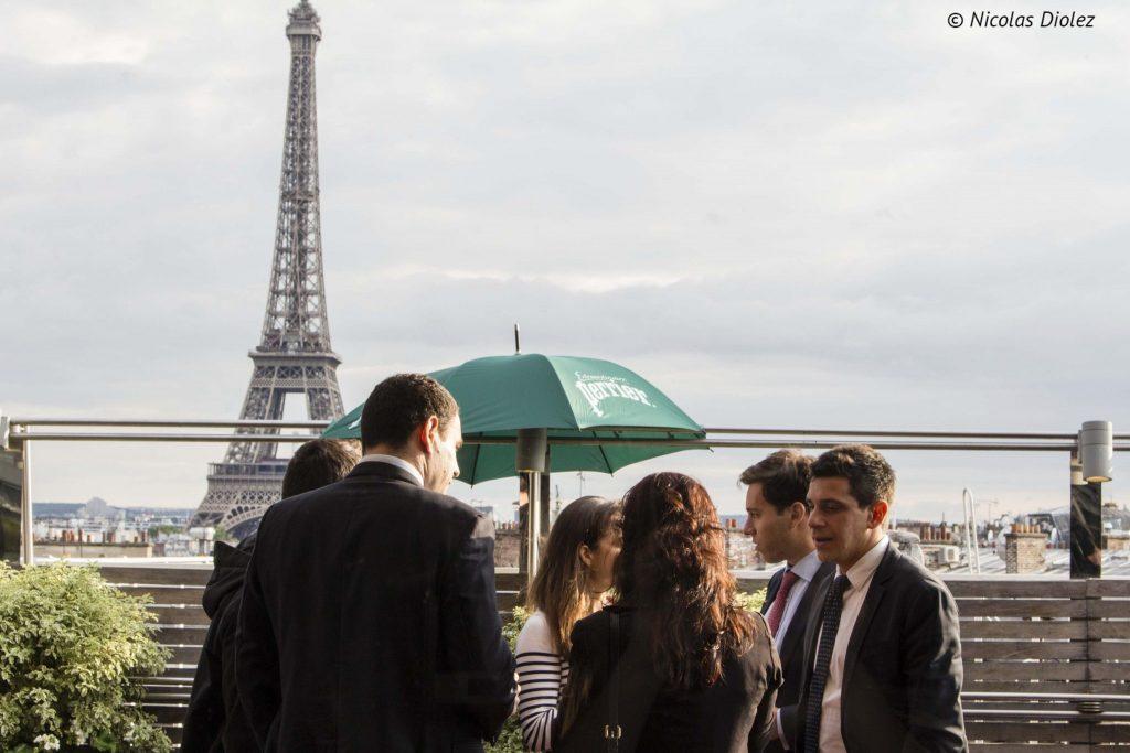 Terrasse Maison blanche paris - DR Nicolas Diolez 2016