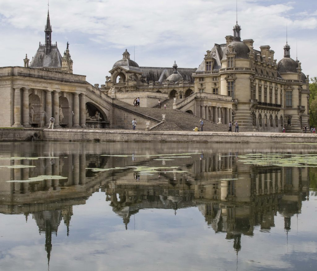 Domaine de Chantilly - DR Nicolas Diolez 2016