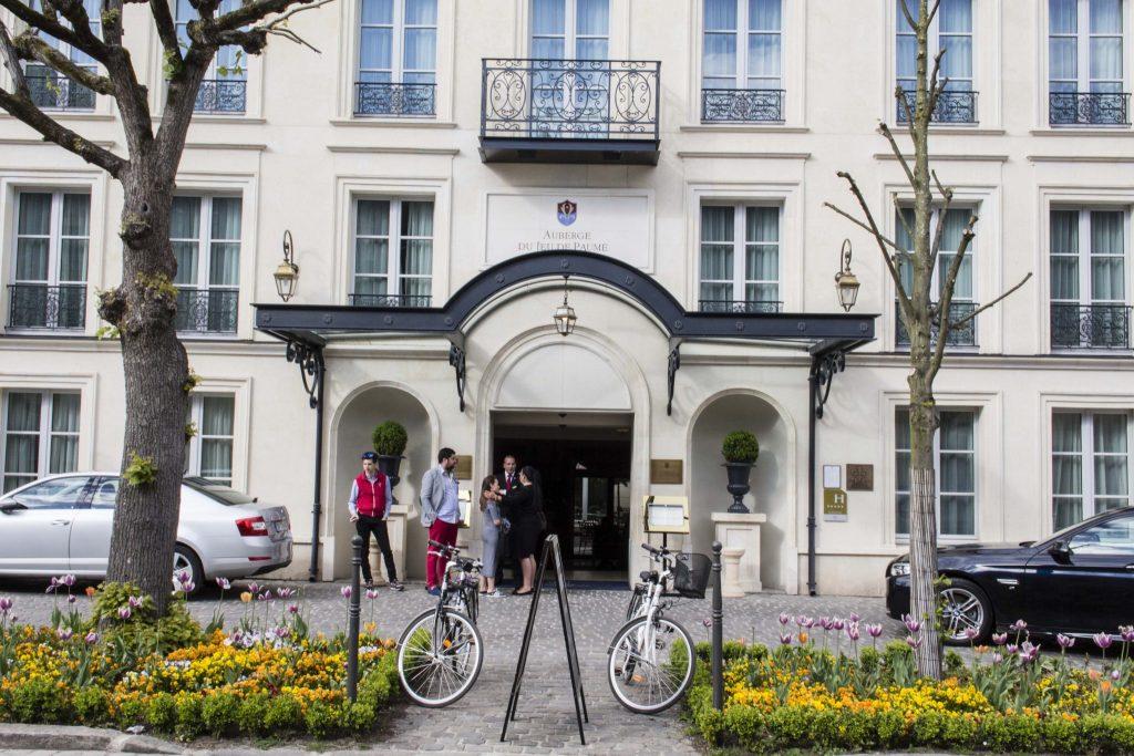 Auberge du Jeu de Paume Chantilly - DR Nicolas Diolez 2016