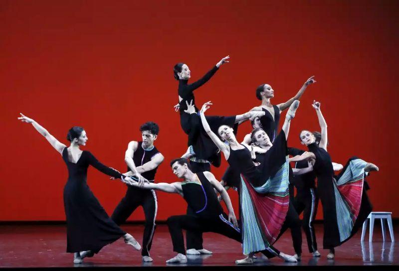 ballet Peck / Balanchine