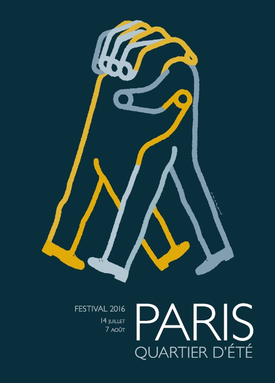 Festival Paris Quartier d'été 2016