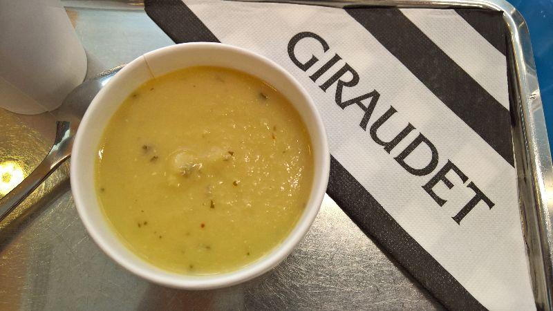 Bar à soupe Giraudet Paris - DR Melle Bon Plan Lumia 950