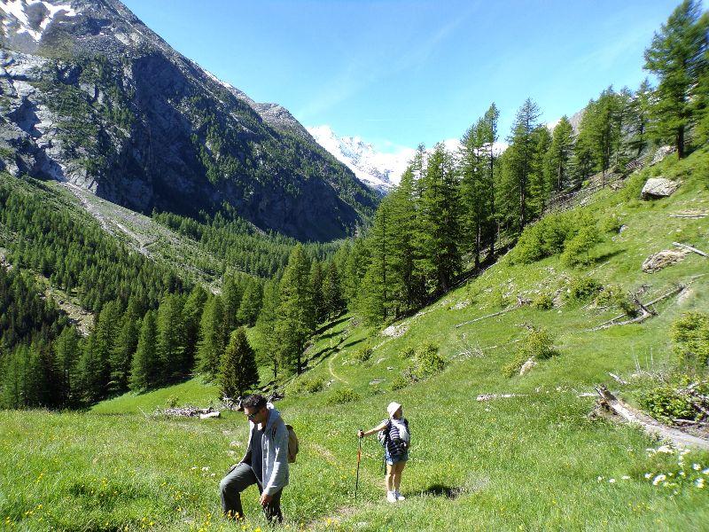 Randonnée Gran Paradiso Cogne Mont Blanc - DR Melle Bon Plan 2016