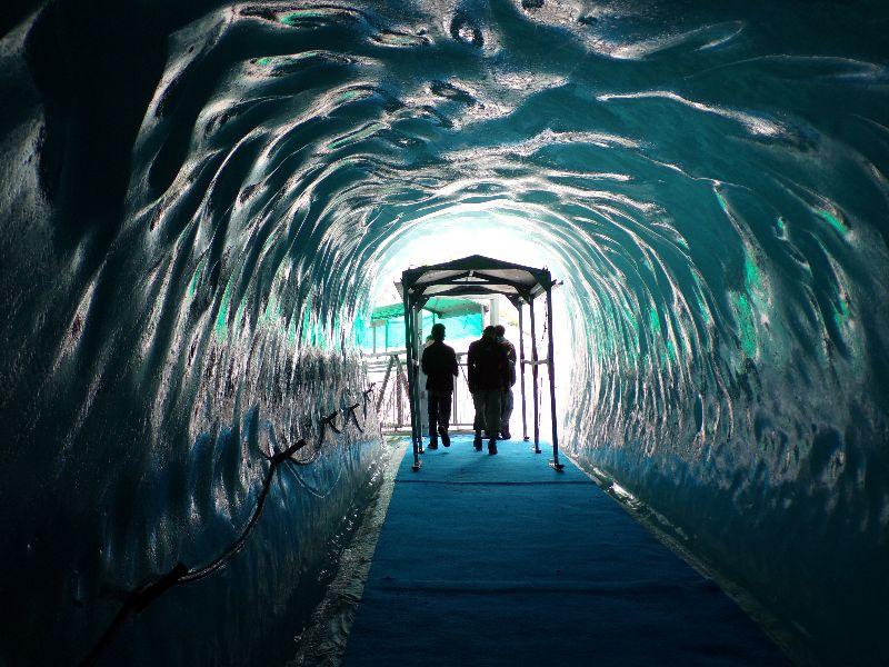 Mer de glace Mont Blanc - DR Melle Bon Plan 2016