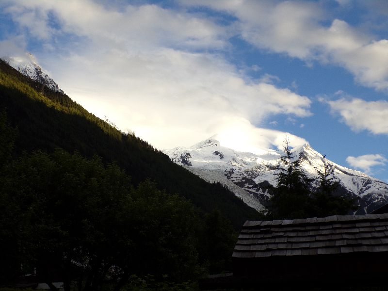 Mont Blanc Chamonix - DR Melle Bon Plan 2016