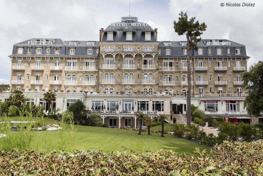 Hotel Le Royal Barriere La Baule DR Nicolas Diolez 2016
