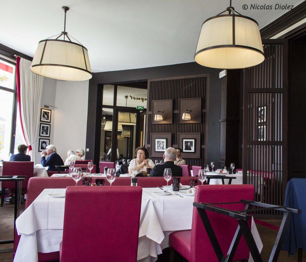 Restaurant Fouquet's Barriere La Baule DR Nicolas Diolez 2016