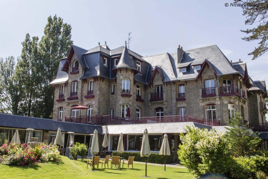 Castel Marie-Louise Barriere La Baule DR Nicolas Diolez 2016