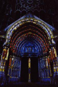 la Cathédrale de Chartres - DR Nicolas Diolez 2016