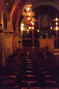 La crypte de la Cathédrale de Chartres - DR Nicolas Diolez 2016