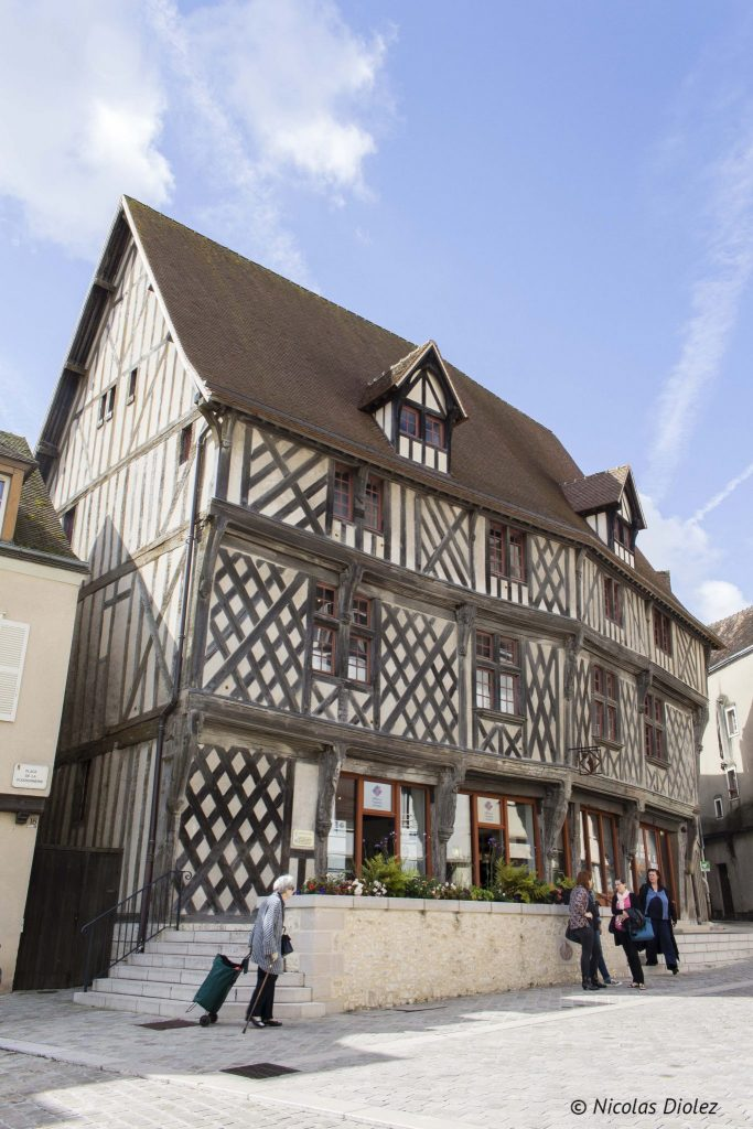 Office du tourisme de Chartres - DR Nicolas Diolez 2016