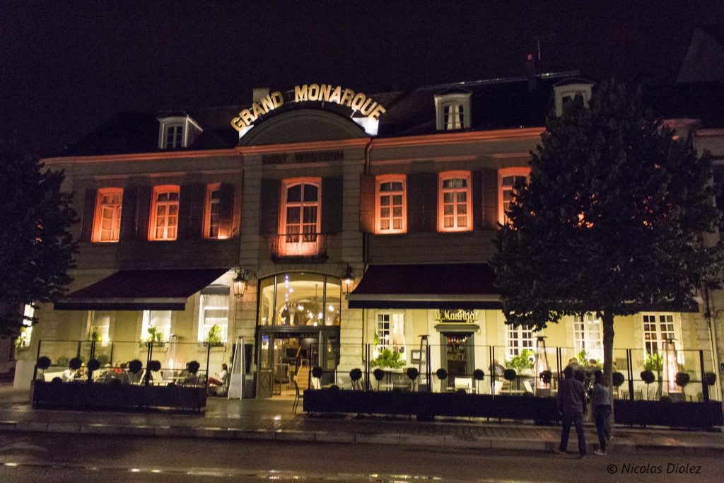Hotel Le Grand Monarque Chartres - DR Nicolas Diolez 2016