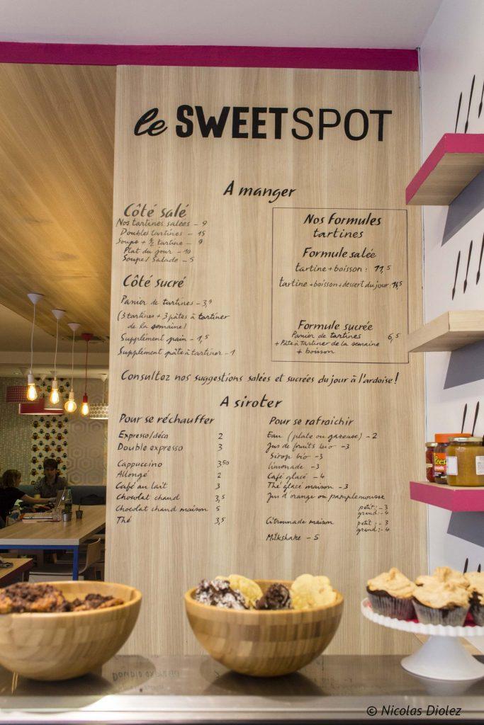Sweetspot rue Mouffetard - DR Nicolas Diolez 2016