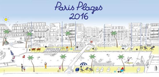 TAT PARIS PLAGE 2016