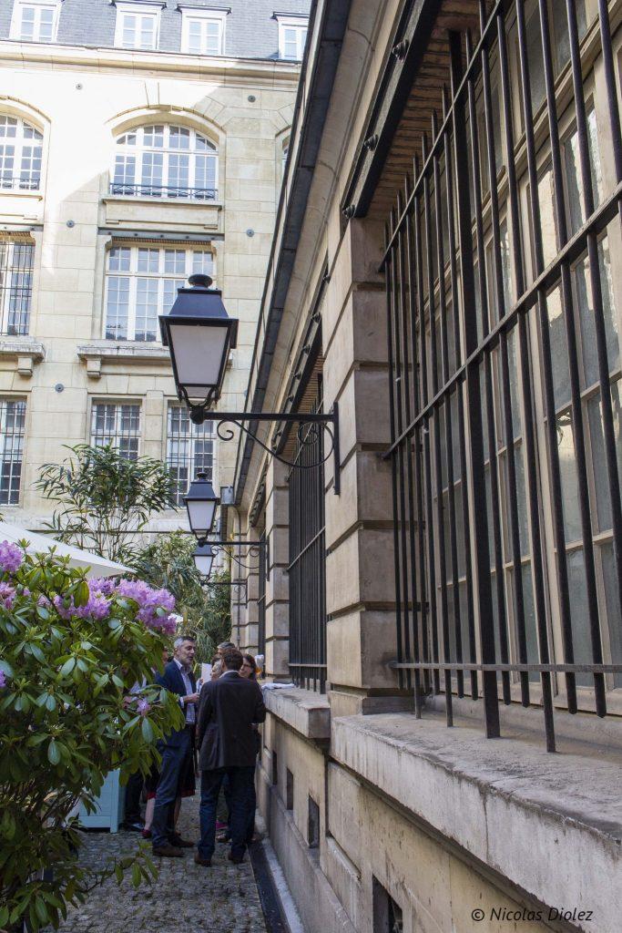 Le top des terrasses parisiennes de l 39 t mademoiselle bon plan - Terrasse jardin municipal nice ...