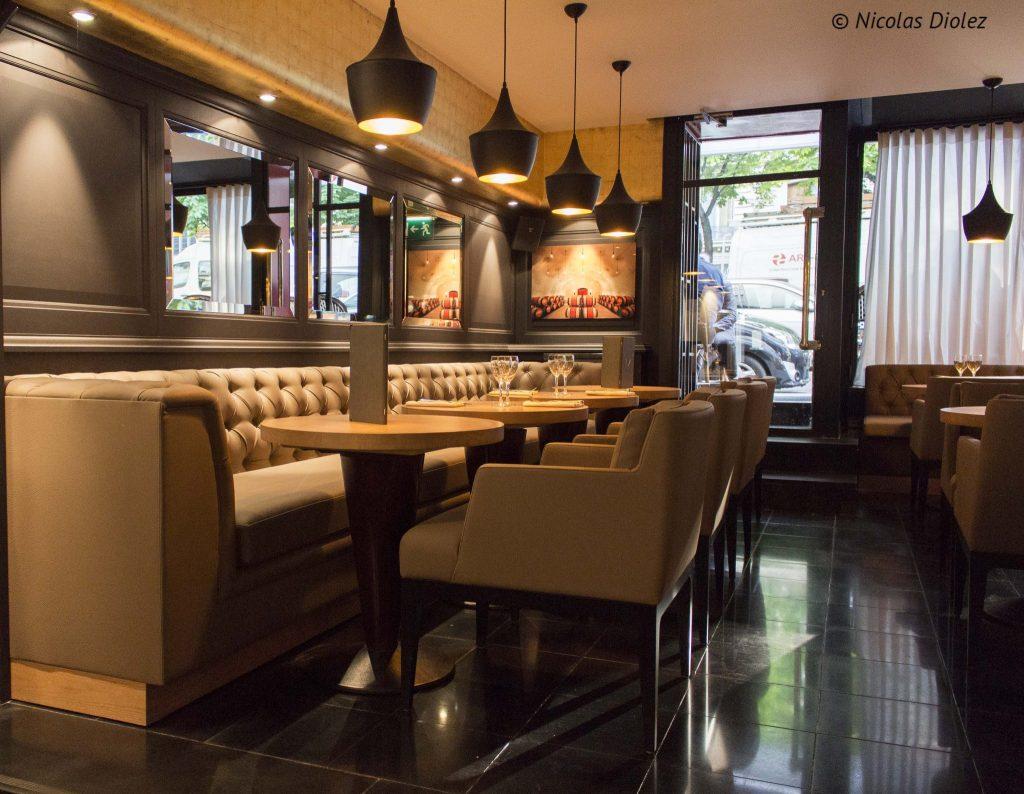 Restaurant Vingt-2 Paris - DR Nicolas Diolez 2016