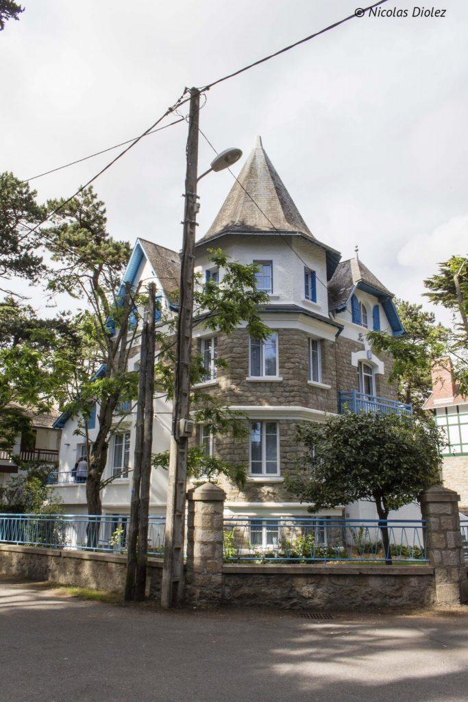 Villa Bettina La Baule - DR Nicolas Diolez 2016