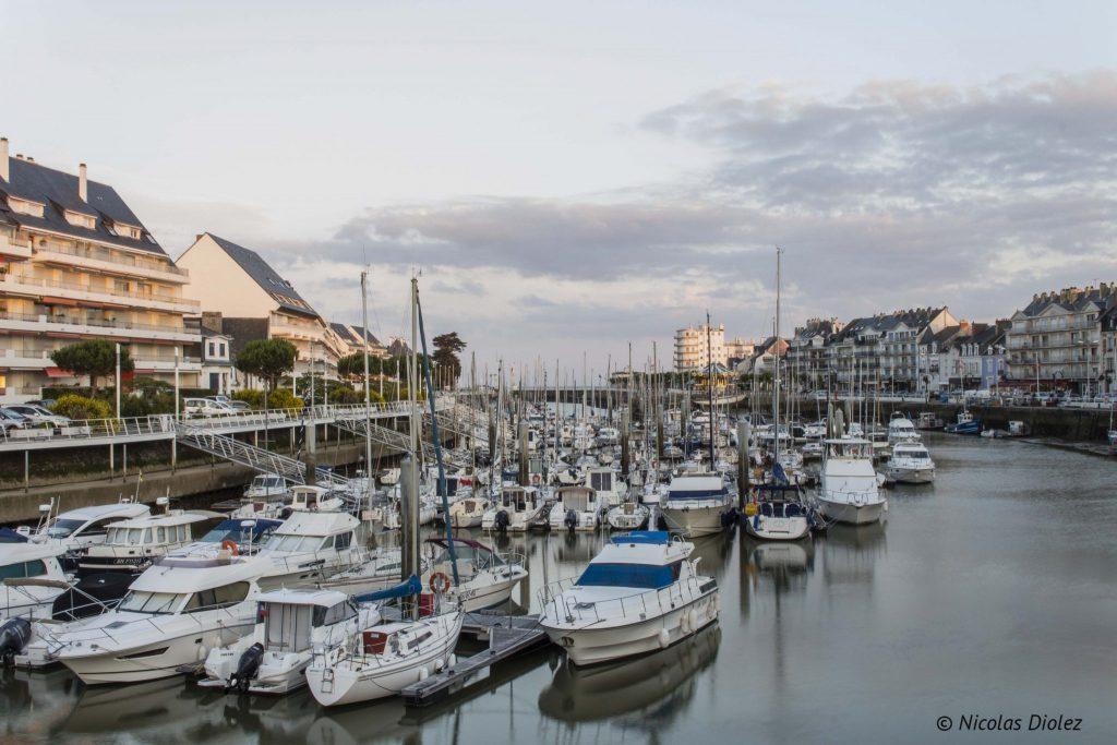 port Le Pouliguen - DR Nicolas Diolez 2016