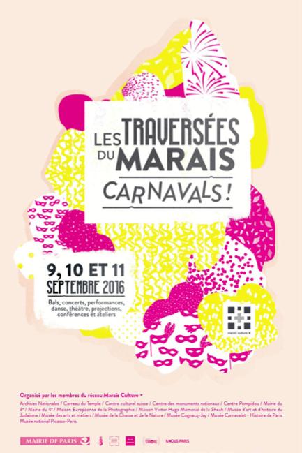 Festival Traversées du Marais 2016