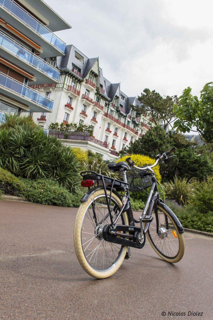 Balade à vélo La Baule - DR Nicolas Diolez 2016