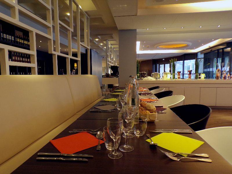 Brasserie Hotel Mercure Centre Gare Nantes - DR Melle Bon Plan 2016