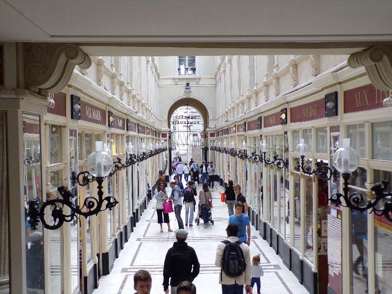 passage Pommeraye Le Voyage à Nantes - DR Melle Bon Plan 2016