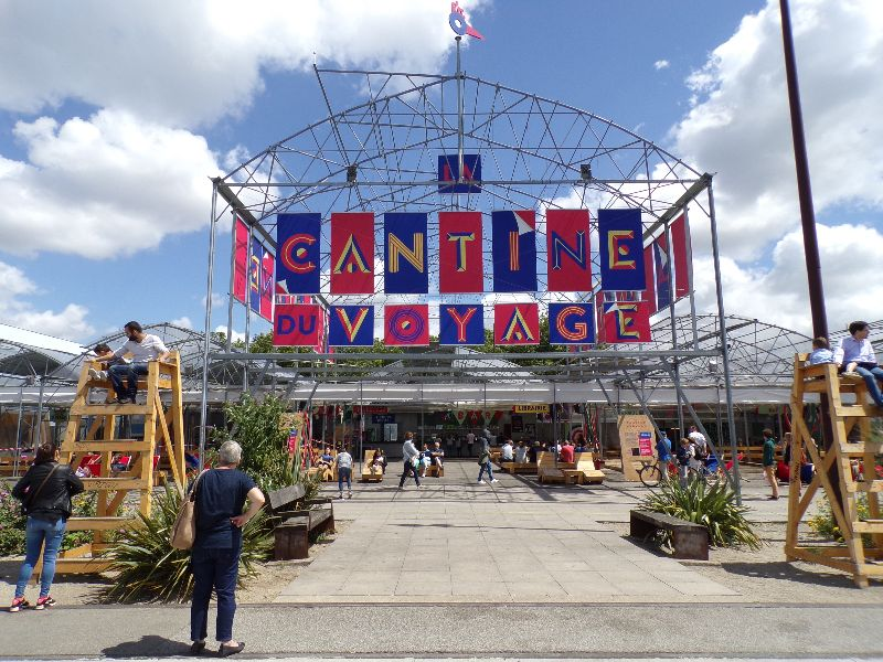 Cantine du Voyage Nantes - DR Melle Bon Plan 2016