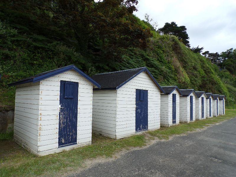 Maisons de plage de Binic Bretagne - DR Melle Bon Plan 2016