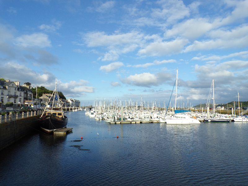 Port de Binic Bretagne - DR Melle Bon Plan 2016