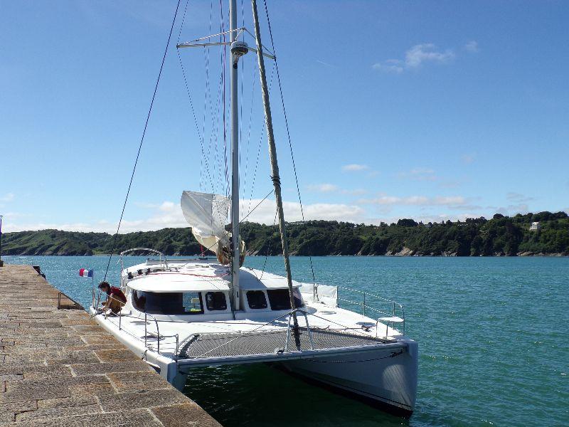 Balade Catamaran Binic Bretagne - DR Melle Bon Plan