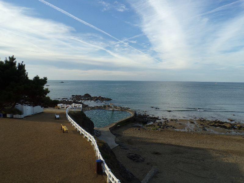 Piscine d'eau de mer Saint Quay Portrieux Bretagne - DR Melle Bon Plan 2016