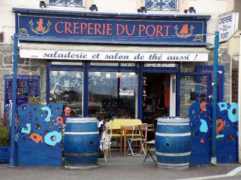 Crêperie du Port Saint-Quay-Portrieux Bretagne - DR Melle Bon Plan 2016